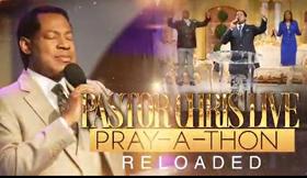 Pastor Chris Live | Pray-A-Thon